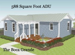 588 Sq Ft ADU Boca Grande